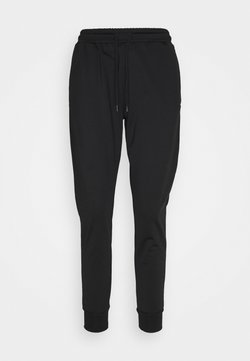 Lyle & Scott - TRACKPANTS - Jogginghose - jet black