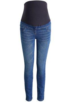 Next - Jeansy Skinny Fit - bleached denim