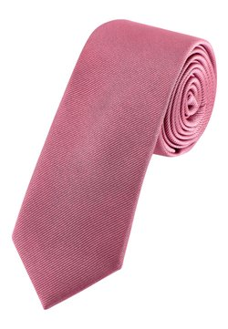 Next - SLIM  - Krawatte - pink