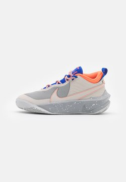 Nike Performance - TEAM HUSTLE UNISEX - Chaussures de basket - desert sand/light smoke grey