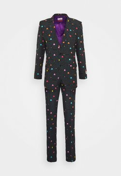 OppoSuits - PAC MAN SET - Anzug - black/multi-coloured