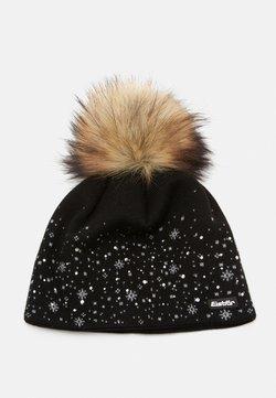 Eisbär - RANA CRYSTAL  - Bonnet - schwarz/graumeliert/real