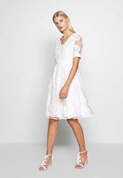 Apart - DRESS - Cocktailkleid/festliches Kleid - cream