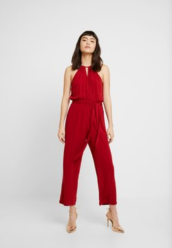 Abercrombie & Fitch - HIGHNECK - Combinaison - red