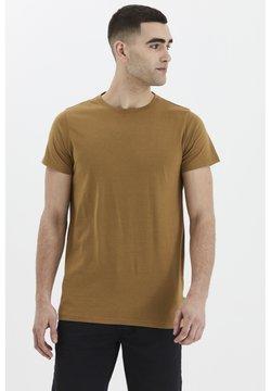 Solid - PEKO - T-Shirt basic - dull gold
