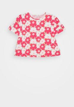 Marimekko - TELTTA UNIKKO - Jerseykleid - beige/pink/white