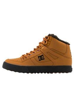 DC Shoes - Skateschuh - wheat/black
