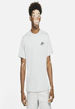 Nike Sportswear - TEE NIKE AIR - T-shirts print - wolf grey