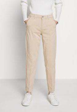 7 for all mankind - SATEEN - Chinot - beige