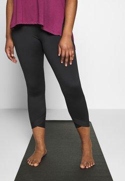 Nike Performance - WRAP PLUS - Medias - black/smoke grey
