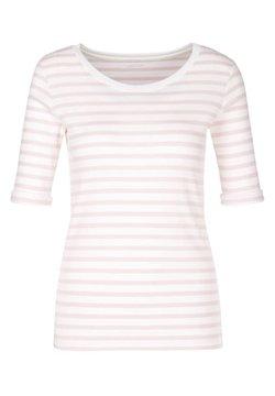 Marc Cain - T-Shirt basic - rose