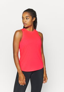 Sweaty Betty - PACESETTER RUNNING VEST - Top - lipstick red