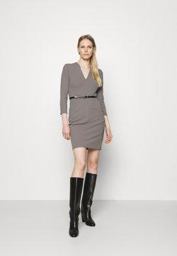 Anna Field - Vestido de tubo - mottled dark grey