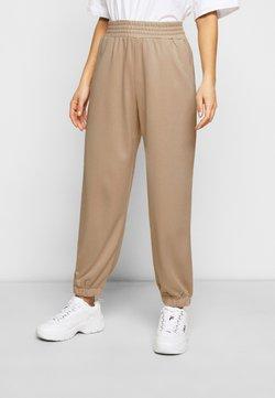 Fashion Union Petite - BERGAMOT PANT - Jogginghose - unbleached
