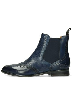 Melvin & Hamilton - SELINA - Boots à talons - blue