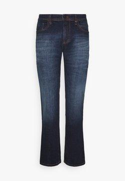 camel active - REGULAR - Jeans Straight Leg - dark blue used