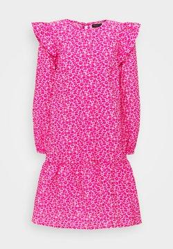 Selected Femme - SLFJACKIE DRESS - Freizeitkleid - very berry