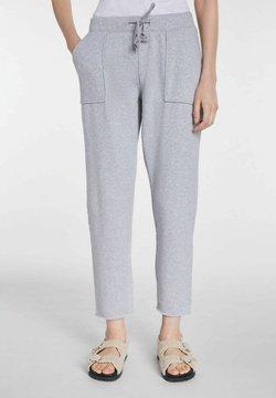SET - SWEATHOSE - Jogginghose - light grey