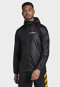 adidas Performance - Laufjacke - black