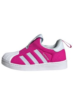 adidas Originals - SUPERSTAR 360 SHOES - Baskets basses - pink