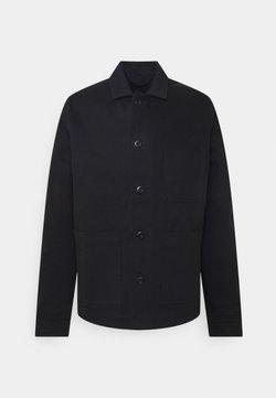 Samsøe Samsøe - NEW WORKER JACKET - Jeansjakke - black