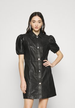 River Island - Robe chemise - black