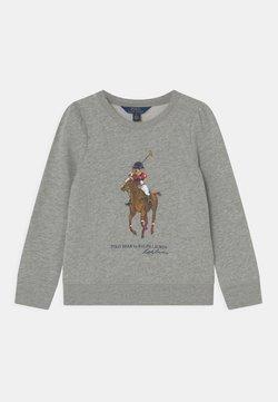 Polo Ralph Lauren - BEAR - Sweatshirt - andover heather