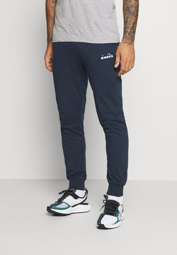 Diadora - CUFF PANTS CORE LIGHT - Jogginghose - blue corsair