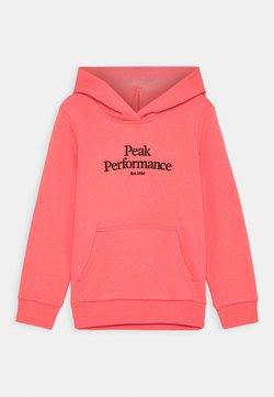 Peak Performance - ORIGINAL HOOD UNISEX - Sweatshirt - alpine flower