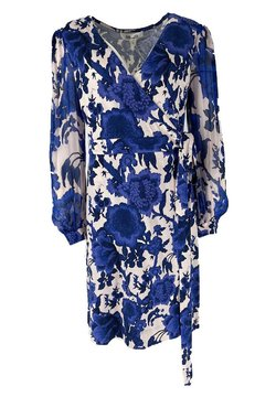 Diane von Furstenberg - Freizeitkleid - willow patterns md pink blue