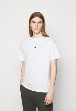 J.LINDEBERG - DAVIN - Print T-shirt - white
