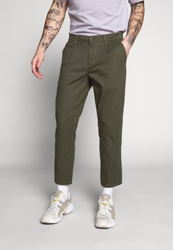 Only & Sons - ONSCAM CROPPED - Chinot - olive night
