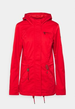 ONLY Tall - ONLLORCA - Parka - mars red