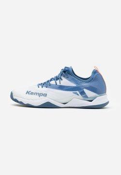 Kempa - WING LITE 2.0 - Håndboldsko - white/steel blue