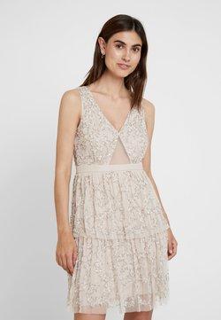Lace & Beads - NAFMAFI DRESS - Cocktail dress / Party dress - nude