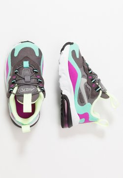 Nike Sportswear - AIR MAX 270 RT - Sneakers laag - gunsmoke/reflect silver/aurora green/hyper violet