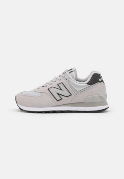 New Balance - WL574 - Matalavartiset tennarit - grey