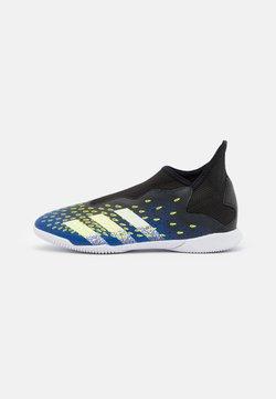 adidas Performance - PREDATOR FREAK .3 LL IN UNISEX - Botas de fútbol sin tacos - core black/footwear white/solar yellow