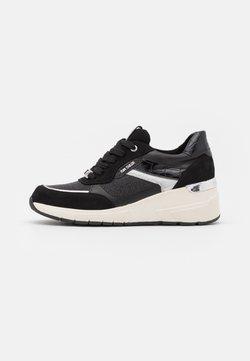TOM TAILOR - Sneakers basse - black