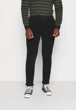 Redefined Rebel - RON PANTS - Tygbyxor - black