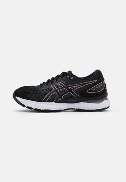 ASICS - GEL-NIMBUS 22 - Zapatillas de running neutras - black