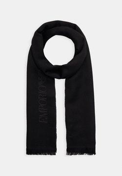 Emporio Armani - UNISEX - Écharpe - asphalt grey