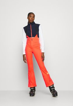 O'Neill - ORIGINALS BIB PANTS - Talvihousut - fiery coral