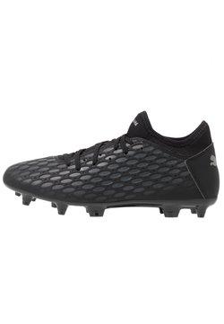 Puma - FUTURE 5.4 FG/AG - Voetbalschoenen met kunststof noppen - black/asphalt