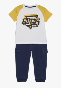 Guess - PANTS BABY SET - Broek - true white