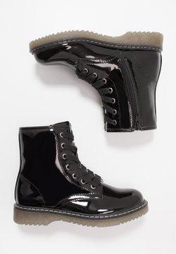 Friboo - Bottines à lacets - black