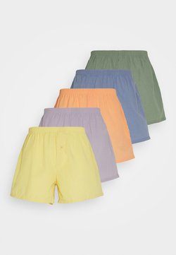 Pier One - 5 PACK - Shorty - multi-coloured