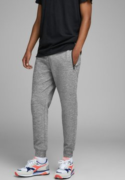 Jack & Jones - Jogginghose - light grey melange