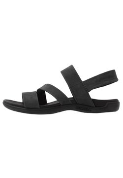 Merrell - DISTRICT KANOYA STRAP - Walking sandals - black