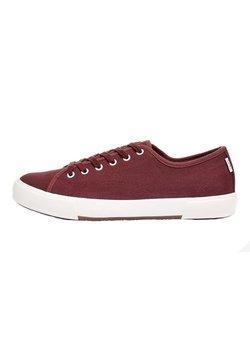 Next - BURGUNDY CANVAS - Sneaker low - purple